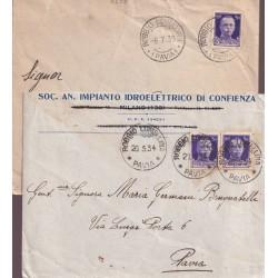 1923/40 ROBBIO LOMELLINA...