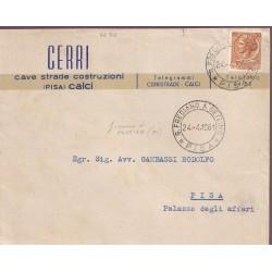 1961 S. FREDIANO A SETTINO...
