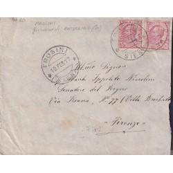 1917 FROSINI (SIENA) - CERCHIO
