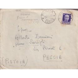 1943 FILICAIA (LUCCA) -...
