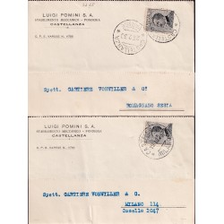 1929/30 CASTELANZA (MILANO...
