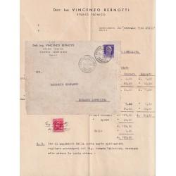 1940 CANDIA LOMELLINA...