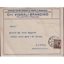 1922 PILASTRO (PARMA) –...