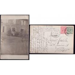 1919 FOTO ARGENTERA (CUNEO)