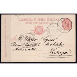 1899 ORGIANO (VICENZA)...