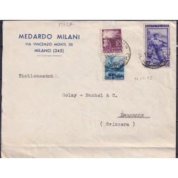 1953 GEMELLI L. 20 LAVORO +...