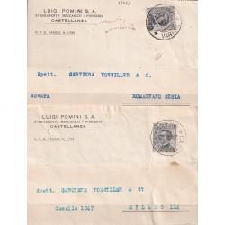 1928/9 CASTELLANZA 2...