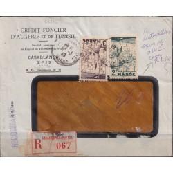 1940 MAROCCO RACC. per ITALIA