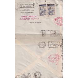 1940 MAROCCO AEREA. per...