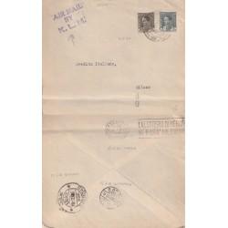 1937 IRAQ AIR K.L.M. x ITALIA