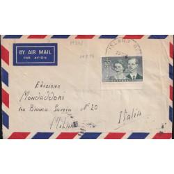 1954 AUSTRALIA AEREA x ITALIA