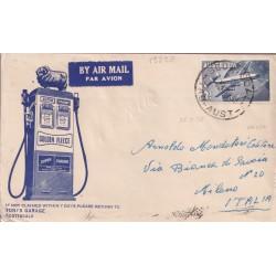 1958 AUSTRALIA AEREA x ITALIA