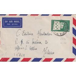 1957 AUSTRALIA AEREA x ITALIA