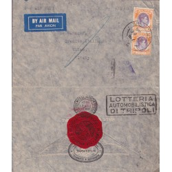 1940 SINGAPORE AEREA x ITALIA