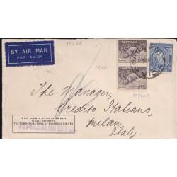 1940 AUSTRALIA AEREA x ITALIA