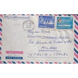 SINGAPORE - MALESIA 1957...