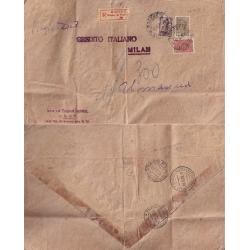 RUSSIA - 1933 URSS RACC. x...