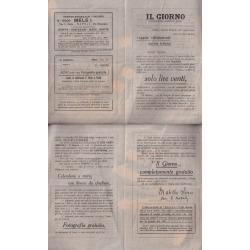 """1920 PUBBLICITA'  """"IL..."""
