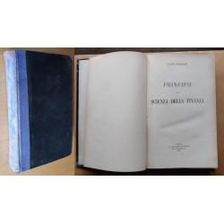 1932 EINAUDI  PRINCIPI DI...