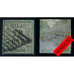 ROMAGNE 1859 b. 20 USATO -...