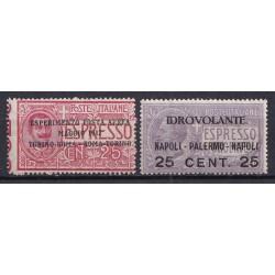 1917 ESPERIMENTO AEREA...