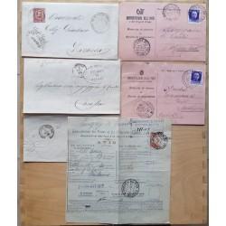 MARCHE 1866/ 933 MONTEFIORE...