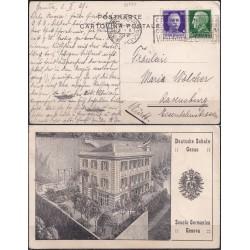 1929 GENOVA SCUOLA GERMANICA