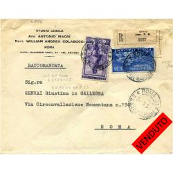 1951 MONTECASSINO 55L. +...