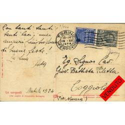 1924 PUBBLICITARI COLUMBIA...