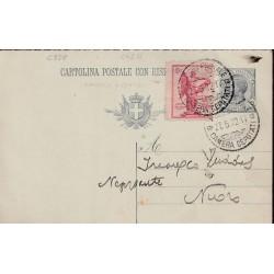 1922 - C.P. DOMANDA LEONI...