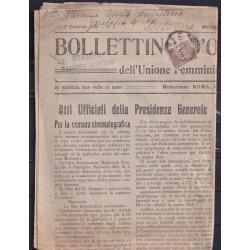 1920 - FLOREALE 1c. su...