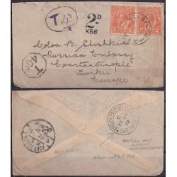 1922 Busta AUSTRALIA x...