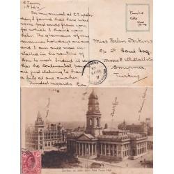1913 SUD AFRICA BRITISH...