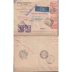 1940 SPAGNA RACC. TANGERI x...