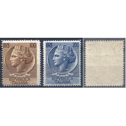 1954 SIRACUSANA 100/200L....