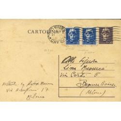 1945 USO TARDIVO...