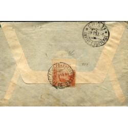 1917 MICHETTI 20c. SENZA...