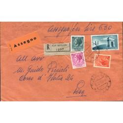 1958 AMICIZIA ITALO...