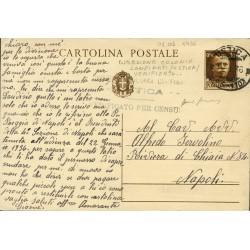 1936 DIREZIONE COLONIA...