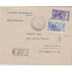 1952 LEONARDO 60L. + LAVORO...