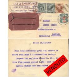 1924 C.P. MICHETTI 30c. +...
