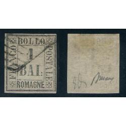 ROMAGNE 1859 baj 1 USATO...