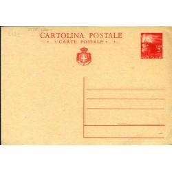 1945 CARTOLINA POSTALE...