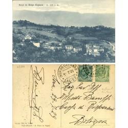 1929 LEONI 5c. TINTE...