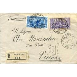 1931 ANTONIANO 50c. +...
