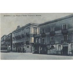 1925 BAGNOLI (NA) LA PIAZZA...