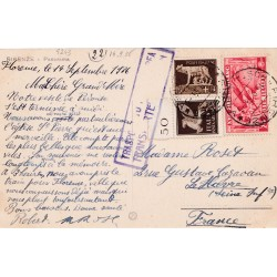 1936 TRASPORTATO PER VIA...