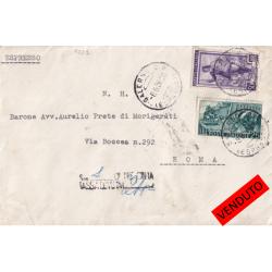 1956 ROMA ESPRESSO con...