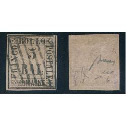 ROMAGNE 1859 b. 5 USATO –...