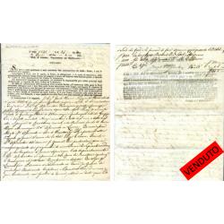 1830 POLIZZA ASSICURATIVA...